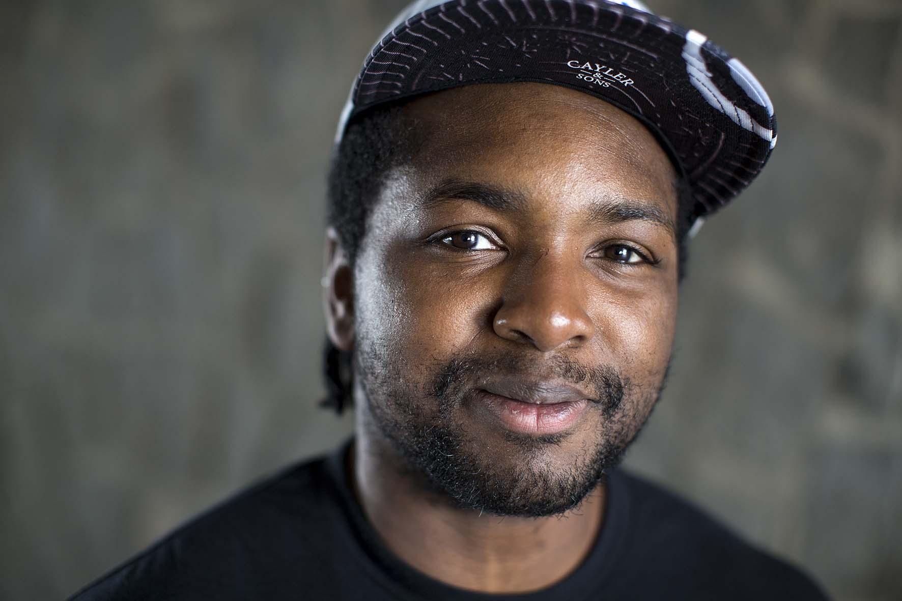 Portret Elwin   Openheid over depressie op allesgoed.org