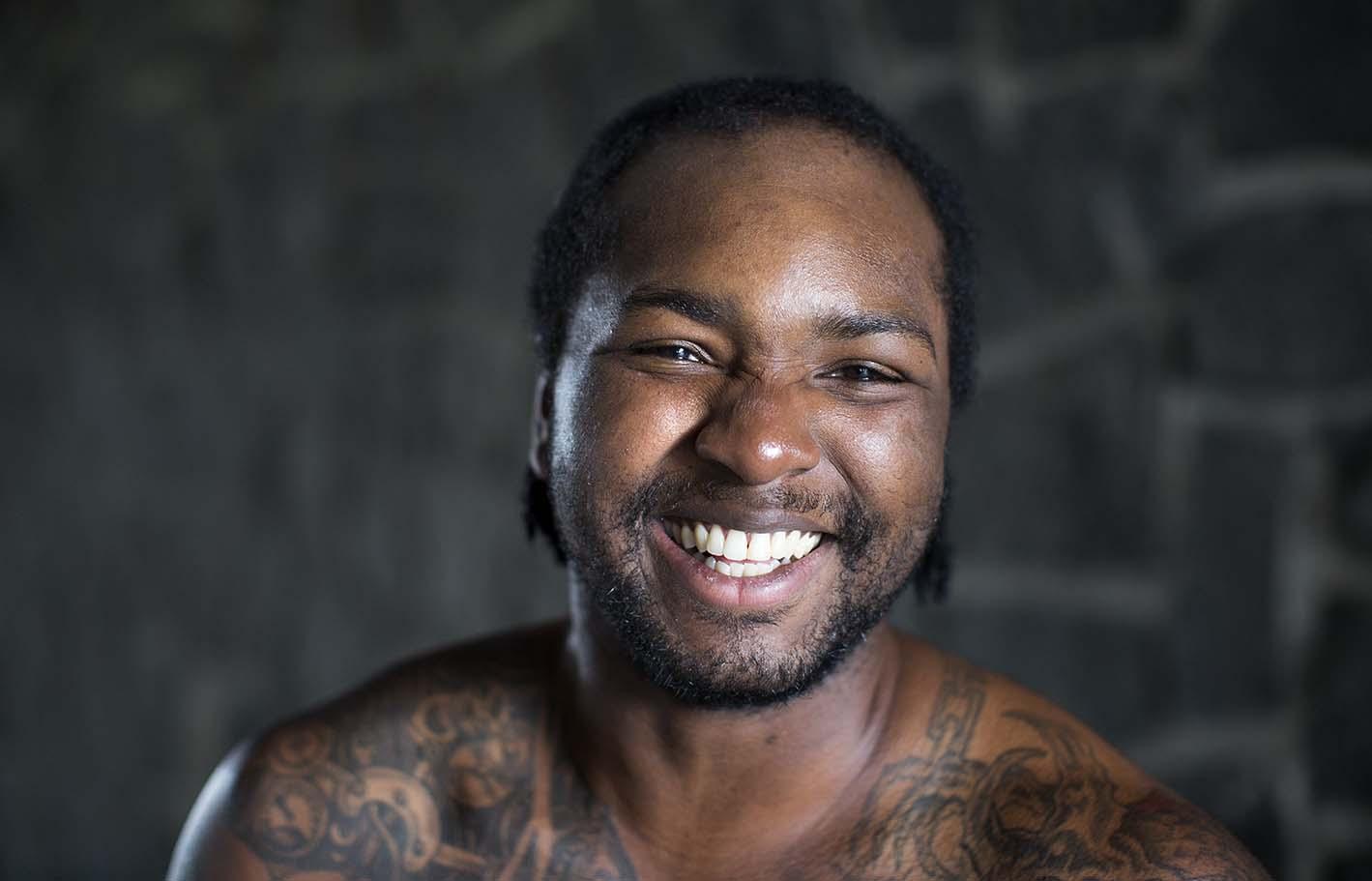 Portret Elwin | Openheid over depressie op allesgoed.org