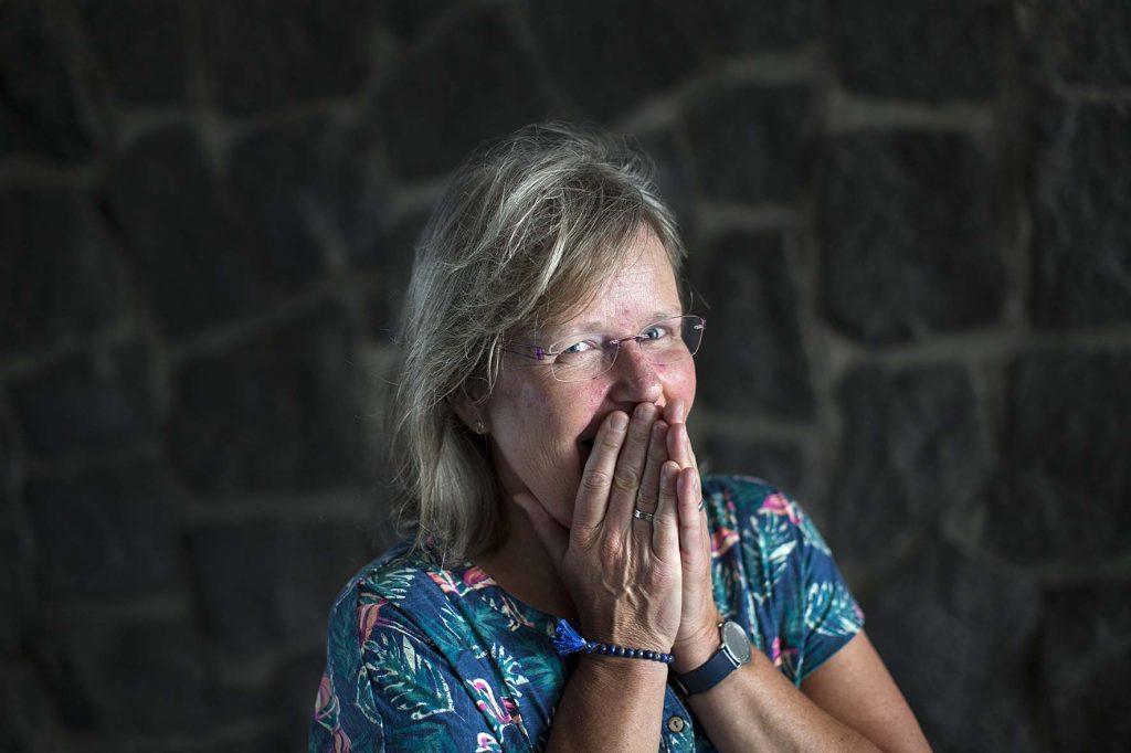 Marianne vertelt Alles Goed over haar depressie.