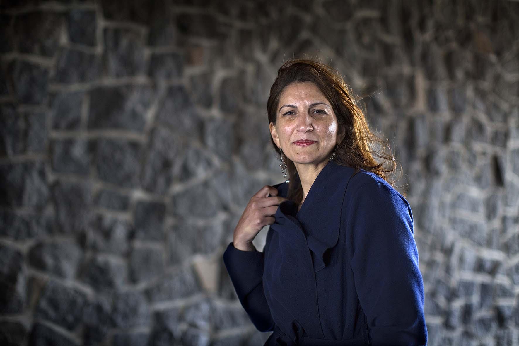 Portret Naeeda | Openheid over depressie op allesgoed.org