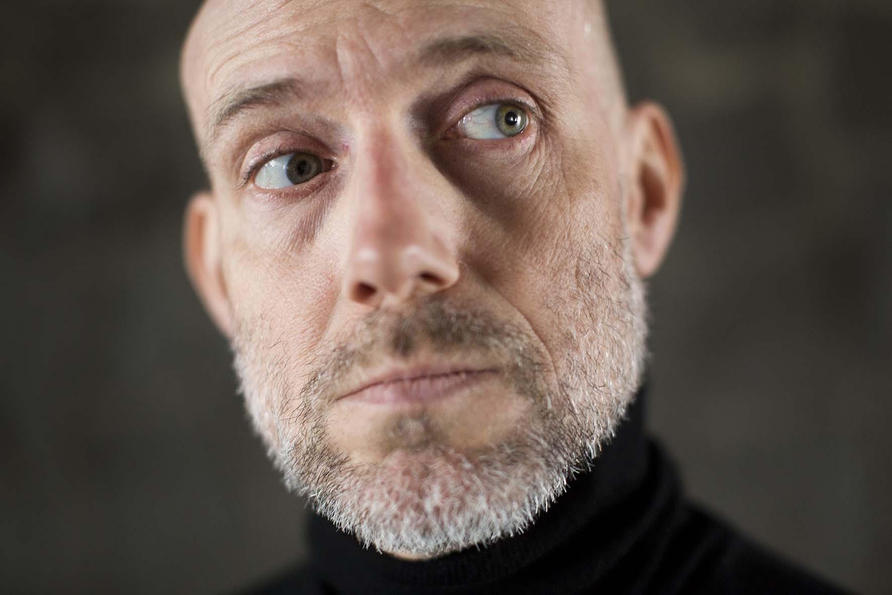 Portret Martin | Openheid over depressie op allesgoed.org